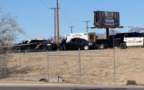 At least one police and one suspect killed in Las Cruces shooting