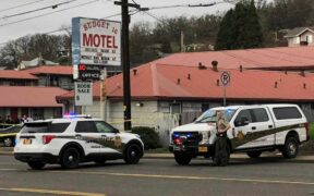 Many people seriously injured in a shooting in Roseburg motel