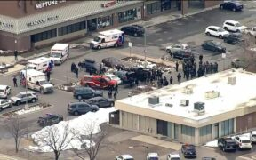 An active shooting is investigating in Colorado, Boulder