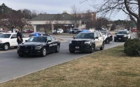 An officer injured during Westroads mall Omaha shooting
