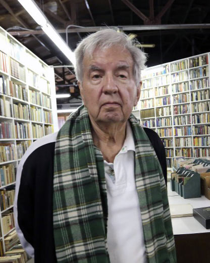 The great essayist Larry McMurtry passed away