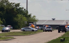 Kent Moore Cabinets' shooting in Bryan, Texas caused at least seven people were shot