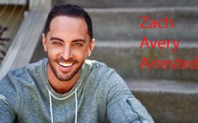American actor Zach Avery's Ponzi scheme caused him to be arrested by FBI agents in Los Angeles