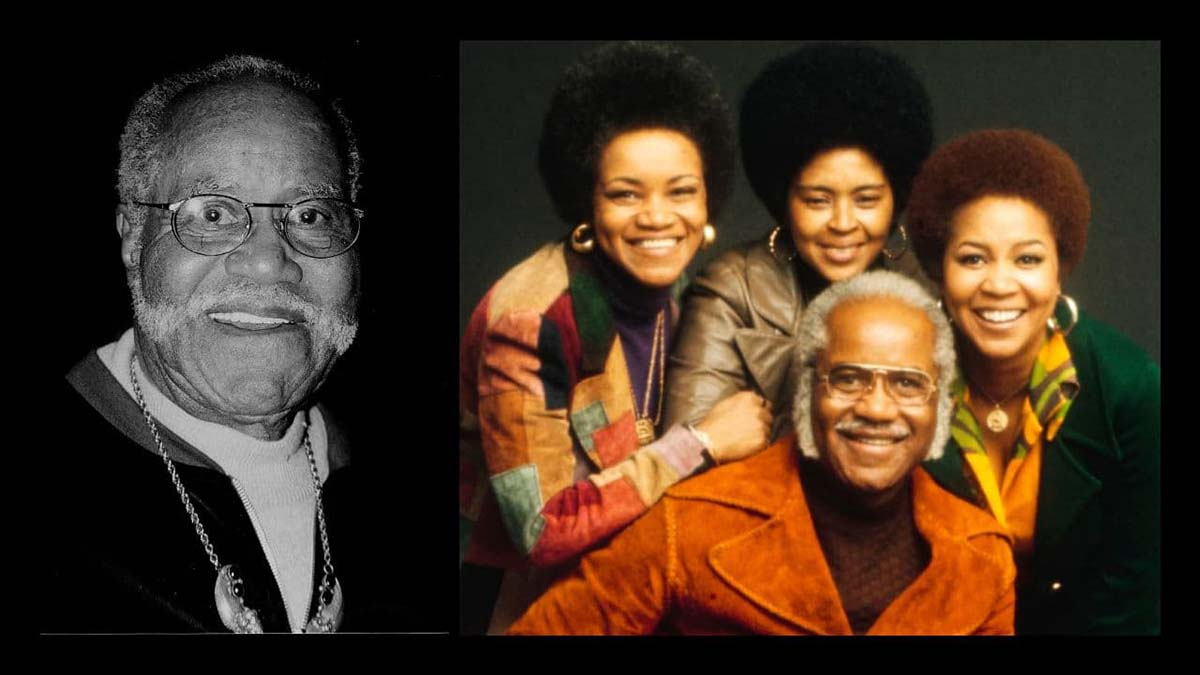 Staple Singers Co-Founder Pervis Staples' Cause of Death is Uknown