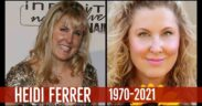 Heidi Ferrer Cause of Death Revealed as Suicide and Shocked Fans