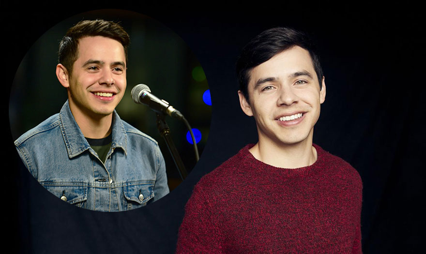 David Archuleta is not sure that what is his sexuality