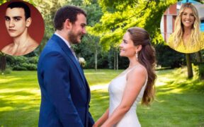 Gabriel Jagger tied the knot