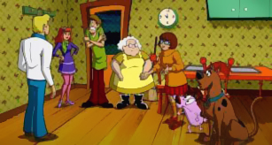 Is Thea White Dead? The Voice From Courage the Cowardly Dog