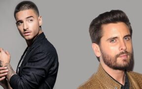 Scott Disick and Maluma unexpectedly started fighting on Twitter