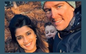 Former Sky Sports presenter Simon Thomas's new wife Derrina Jebb comes to his life years after the tragedy of losing his first wife