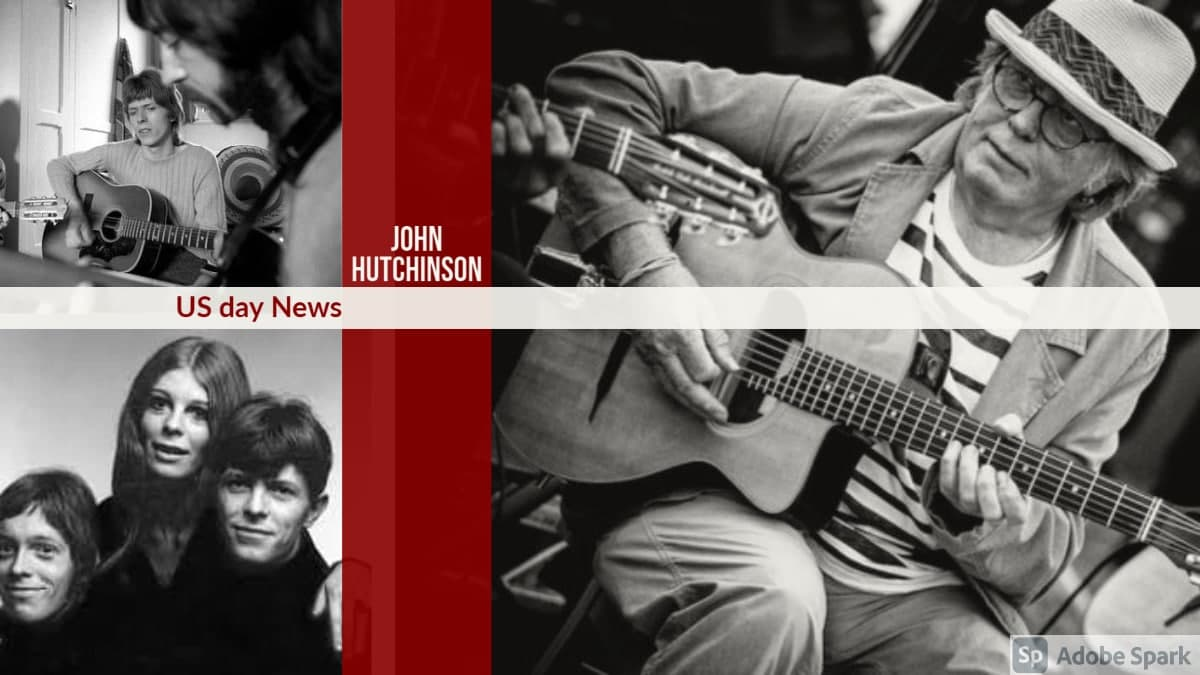 Tragedy of David Bowie Guitarist John Hutchinson's Cause ...