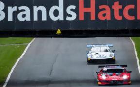 Brands Hatch Marshal Killed In Crash; Race Car Spins Off Track