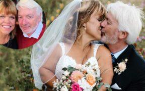 Chri Marek and Amy Roloff got married