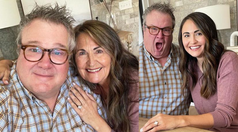 Eric Stonestreet and his girlfriend have been engaged