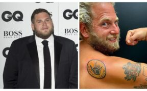 Jonah Hill's New Tattoo is Making his Fans' Hearts Stop!