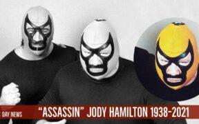 Wrestler Jody Hamilton passed away at 82