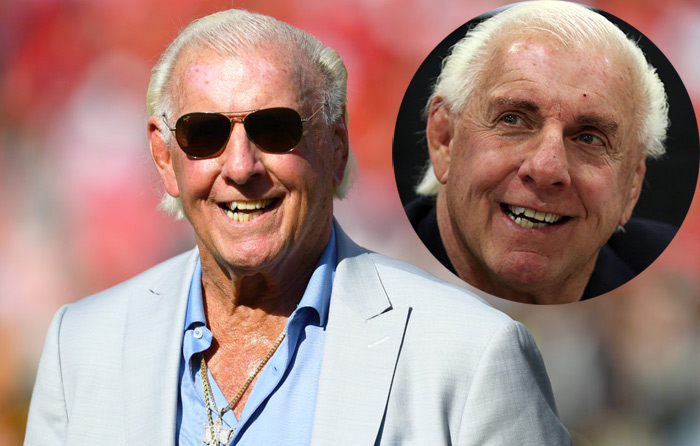 Wrestler Ric Flair is reportedly accused
