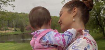 Bella Hadid Congrats Little Khai's BD to Gigi and Zayn Malik