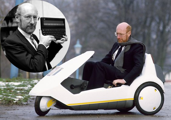 Sir Clive Sinclair died of an illness