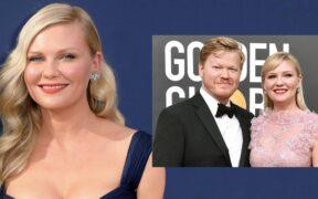 Kirsten Dunst gave birth to her second child