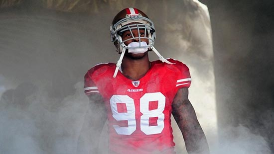 Some fans claim Former San Francisco 49ers and New Orleans Saints defensive end Parys Haralson's car accidentwas his cause of death