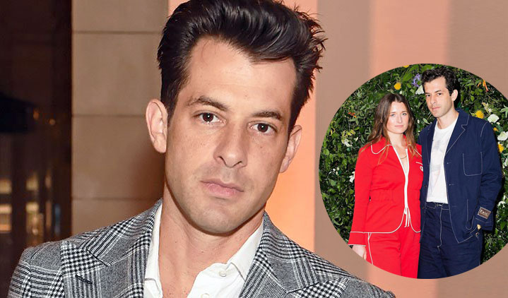 Mark Ronson and Grace Gummer tied the knot