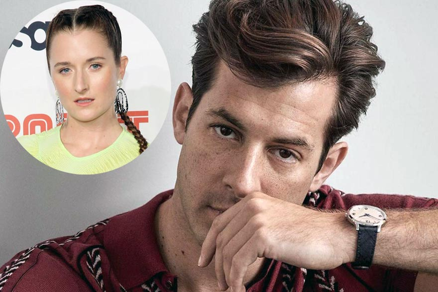 Grace Gummer and Mark Ronson tied the knot
