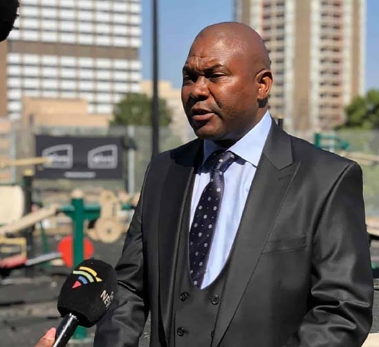 According to sources, Mayor of Johannesburg Jolidee Matongo's accident caused his death
