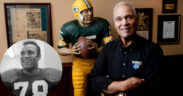 Football player Roger Brown passed away