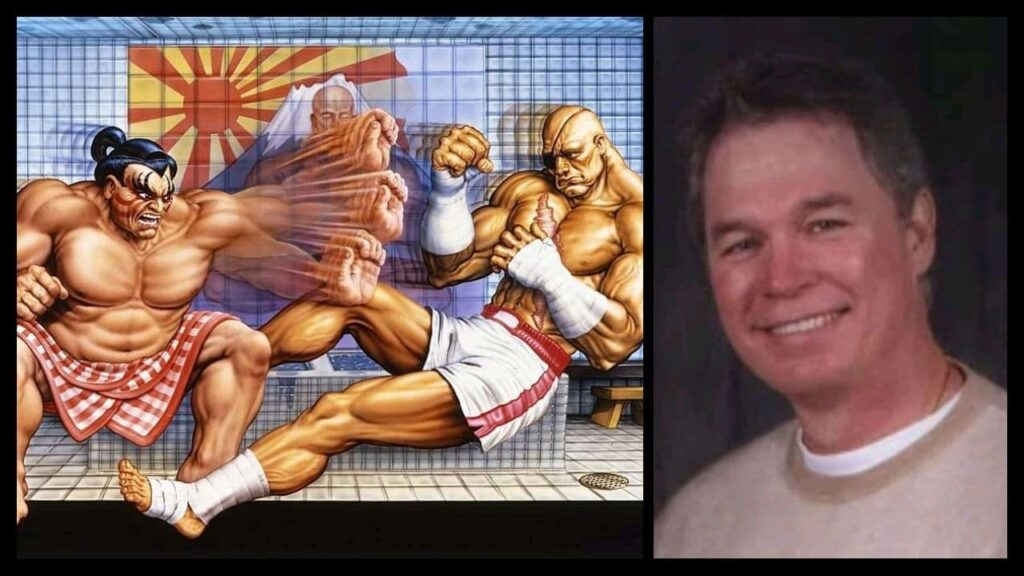 What's Street Fighter 2 Artist Mick McGinty's Cause ofDeath?