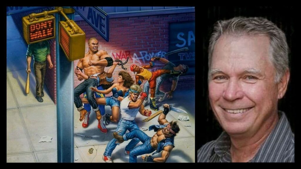 What's Street Fighter 2 Artist Mick McGinty's Cause of Death?