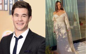 Adam Devine and Chloe Bridges have got married