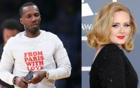 Adele is in a new relationship