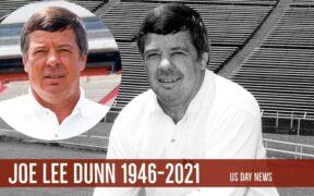 Coach Joe Lee Dunn passed away at 75