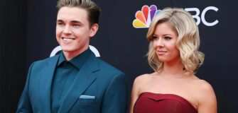 Jesse McCartney Marries Katie Peterson; Hard Not To Be Romantic