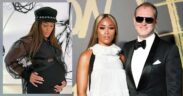Rapper Eve is pregnant with her first child