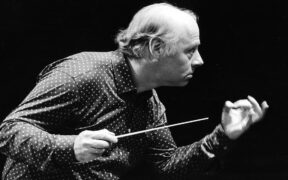 The conductor Bernard Haitink's cause of death has been partly revealed after he passed away on Thursday